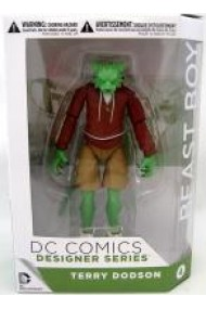 Figurina DC Comics Designer Series Beast Boy Terry Dobson Collectible Action Figure 15 cm