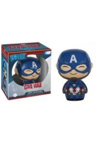 Figurina Funko Dorbz - Captain America: Civil War - Vinyl Collectible Action Figure (107)