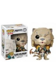 Figurina Funko Magic - Magic The Gathering - Ajani Goldmine - Vinyl Collectible Action Figure (03)