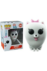 Figurina Funko Pop Movies - The Secret Life of Pets - Gidget - Vinyl Collectible Action Figure (294)