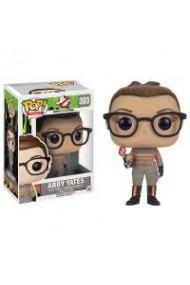Figurina Funko Pop! Movies - Ghostbusters - Abby Yates - Vinyl Collectible Action Figure (303)