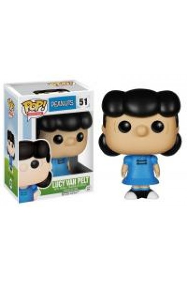 Figurina Funko Pop! Peanuts - Lucy Van Pelt Collectible Action Figure (51)