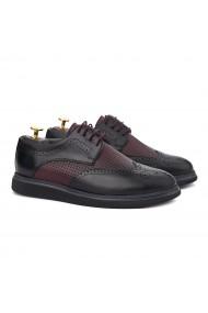 Pantofi sport casual din piele naturala 0199