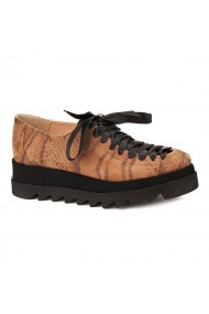 Pantofi dama casual din piele naturala 1608