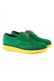 Pantofi dama casual piele naturala 1354