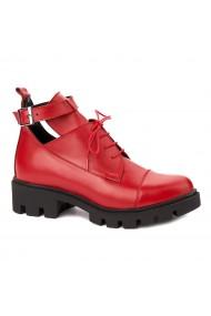Pantofi dama casual piele naturala 1601