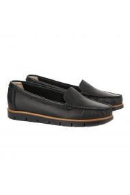 Pantofi dama piele fara toc clasici 1285