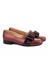 Pantofi Piele Naturala 1185