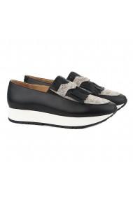 Pantofi Piele Naturala 1195
