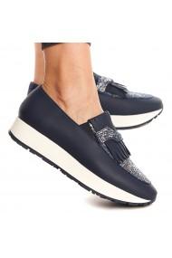 Pantofi Piele Naturala Dama 1143