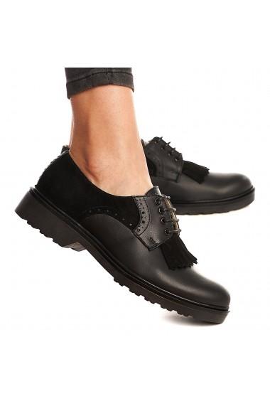 Pantofi Piele Naturala Dama 1156