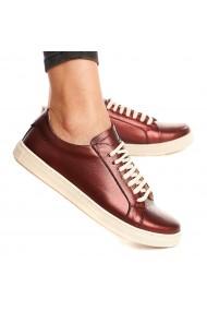 Pantofi Piele Naturala Dama 1157