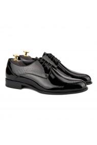 Pantofi Ceremonie din Piele Naturala 052