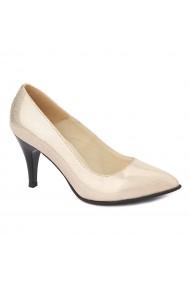 Pantofi dama din piele naturala 4400