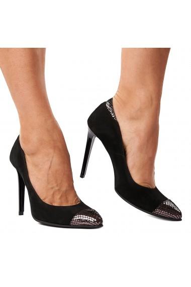 Pantofi din Piele Naturala 4310