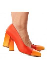 Pantofi din Piele Naturala 4313