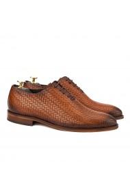 Pantofi Eleganti cu Talpa Construita 033
