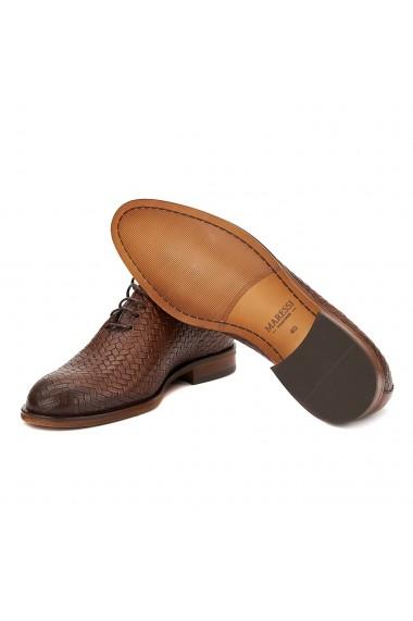 Pantofi Eleganti cu Talpa Construita 034