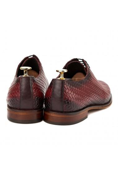 Pantofi Eleganti cu Talpa Construita 035