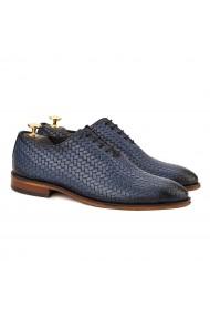 Pantofi Eleganti cu Talpa Construita 036