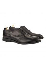 Pantofi Eleganti din Piele Naturala 057