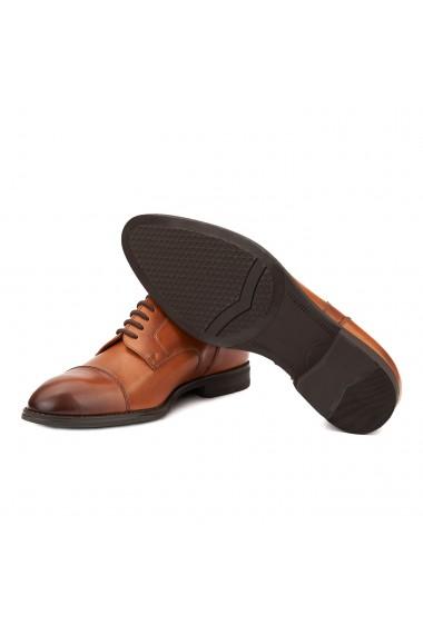 Pantofi Eleganti din Piele Naturala 065