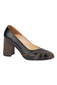 Pantofi eleganti din piele naturala 4389