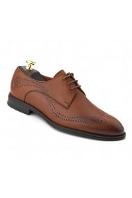 Pantofi Eleganti din Piele Naturala 518