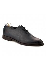 Pantofi Piele cu Talpa Construita 723