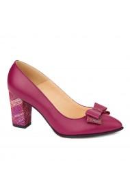 Pantofi dama din piele naturala 4412