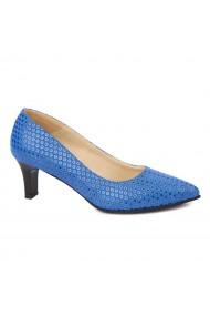 Pantofi dama din piele naturala 4481