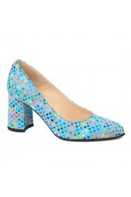 Pantofi dama eleganti din piele naturala 4251