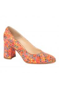 Pantofi dama eleganti din piele naturala 4256