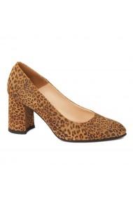 Pantofi dama eleganti din piele naturala 4259
