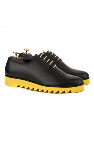 Pantofi sport sport Smart-Casual black 933