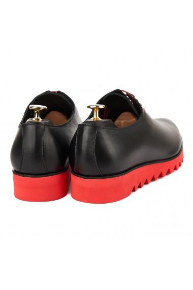 Pantofi Smart-Casual black 938