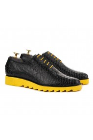 Pantofi Smart-Casual Croco 845