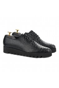 Pantofi Smart-Casual Croco 899