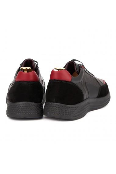 Pantofi barbati casual din piele naturala 1057