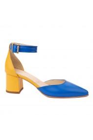 Sandale dama din piele naturala 5242