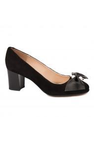Pantofi dama din piele naturala 4496