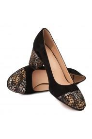 Pantofi dama din piele naturala 4498