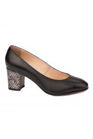 Pantofi dama din piele naturala 4499