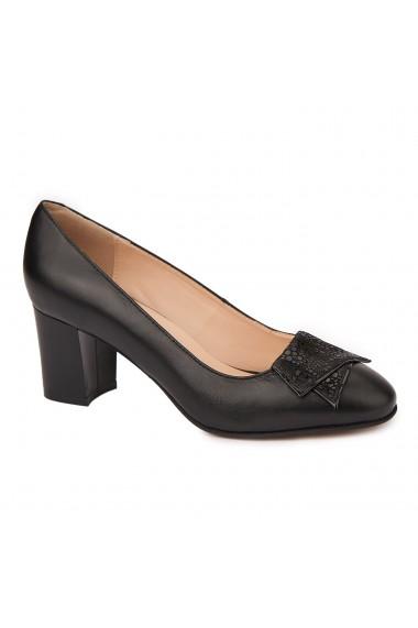 Pantofi dama din piele naturala 4502
