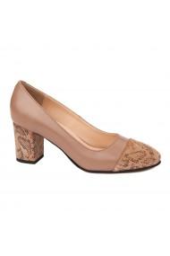 Pantofi dama din piele naturala 4505
