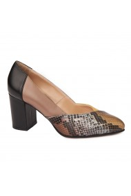 Pantofi dama din piele naturala 4511