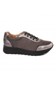 Pantofi dama casual din piele naturala 1643