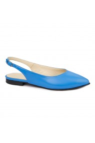 Sandale dama din piele naturala cu toc mic 5306