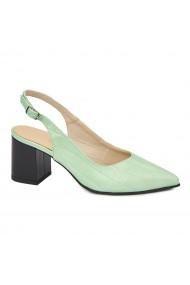 Sandale dama din piele naturala 5309