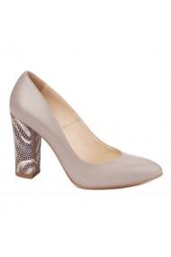 Pantofi dama din piele naturala 4567